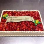Geburtstagstorte Erdbeere G58