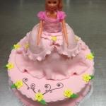 Geburtstagstorte Prinzessin auf der Torte G47.JPG