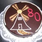 Geburtstagstorte die Windmuehle Nr.G8