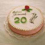 Geburtstagstorte kleine Melodie Nr.G2