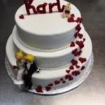 Hochzeitstorte Karl H49