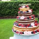 Hochzeitstorte Fruchtzauber H52