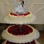 Hochzeitstorte Frucht Nr.H23