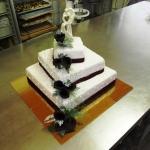 Hochzeitstorte Calla Nr.H27
