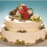 Hochzeitstorte Blumenzauber Nr.H10