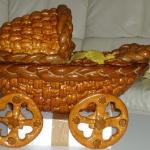 Brot Kinderwagen