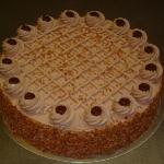 Nougat-Krem-Torte