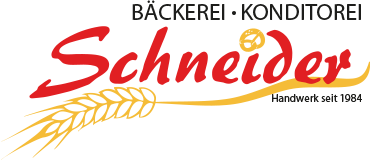 Logo Bäckerei und Konditorei Schneider